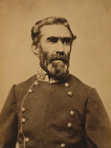 Letter: Colonel Braxton Bragg to Elisa Ellis Bragg