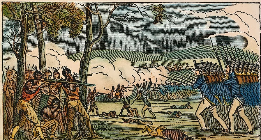 Creek War of 1836
