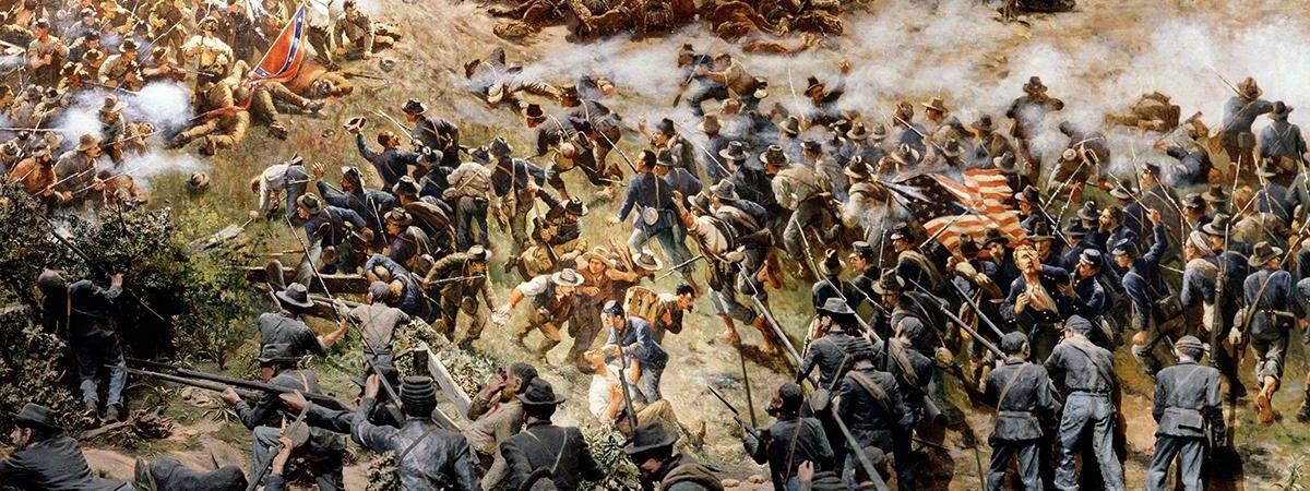 The Battle of Atlanta