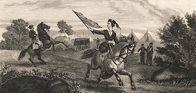 Female Soldiers in Civil War